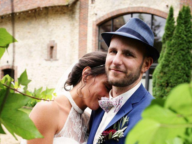 Le mariage de Olivier et Gaëlle à Vaugrigneuse, Essonne 44