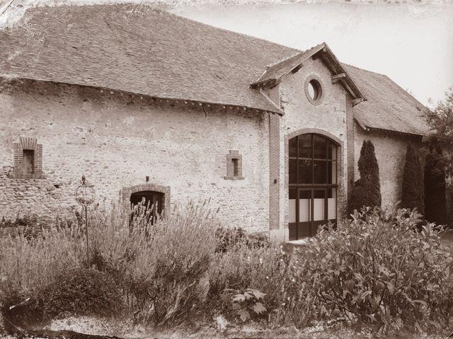 Le mariage de Olivier et Gaëlle à Vaugrigneuse, Essonne 53
