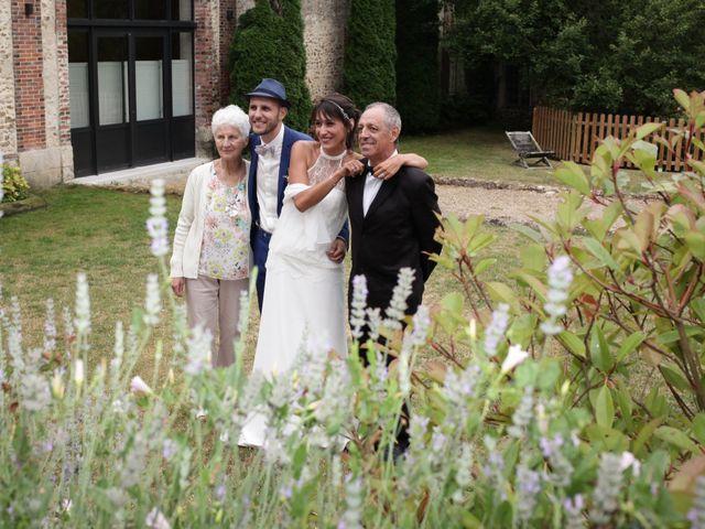 Le mariage de Olivier et Gaëlle à Vaugrigneuse, Essonne 55