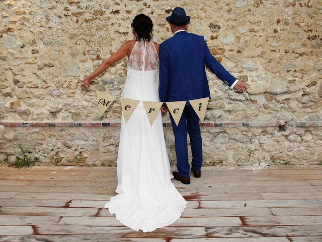 Le mariage de Olivier et Gaëlle à Vaugrigneuse, Essonne 75