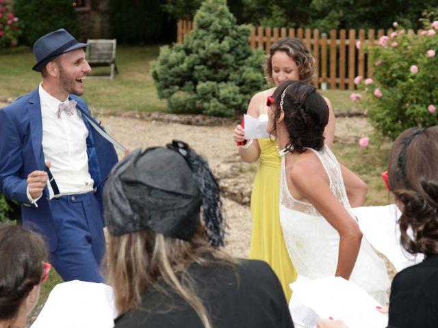 Le mariage de Olivier et Gaëlle à Vaugrigneuse, Essonne 79