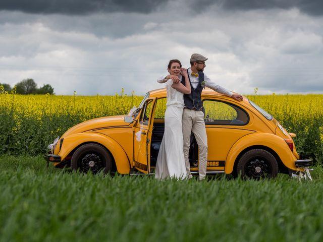 Le mariage de Chloé et Sylvain