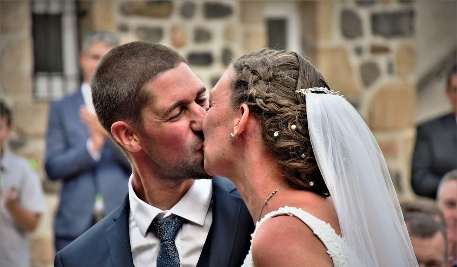 Le mariage de Benjamin et Emmanuelle à Landos, Haute-Loire