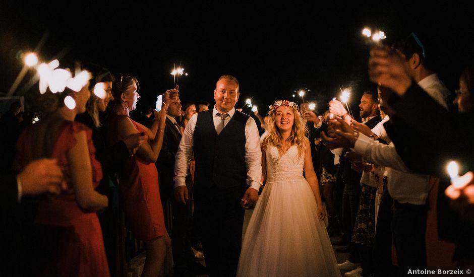 Le mariage de Morgan et Géraldine à Landivisiau, Finistère