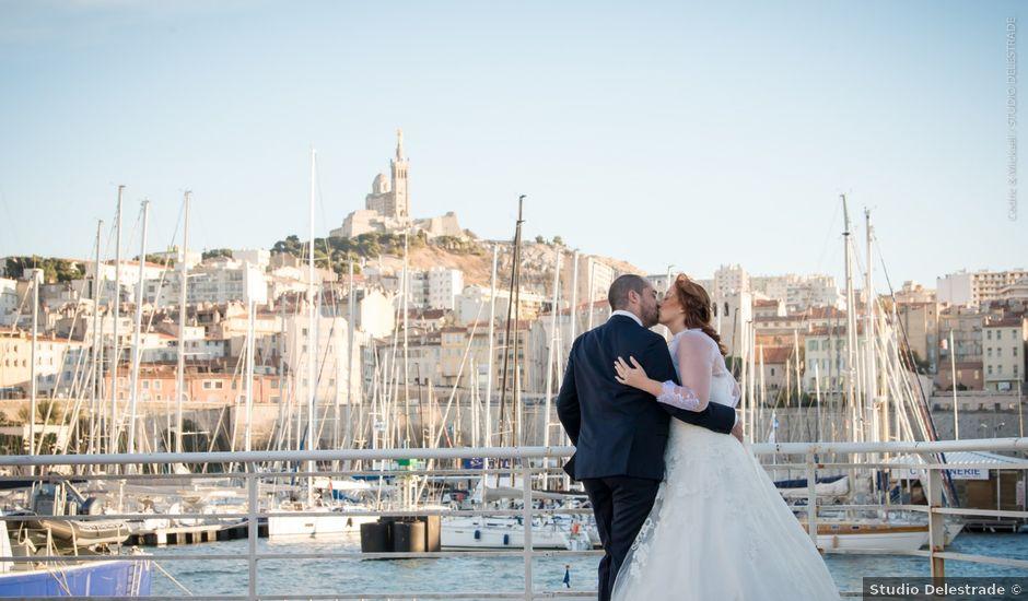 Le mariage de Julien et Véronique à Marseille, Bouches-du-Rhône