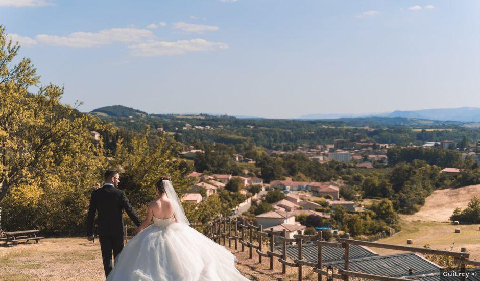 Le mariage de Thomas et Lola à Saint-Donat-sur-l'Herbasse, Drôme