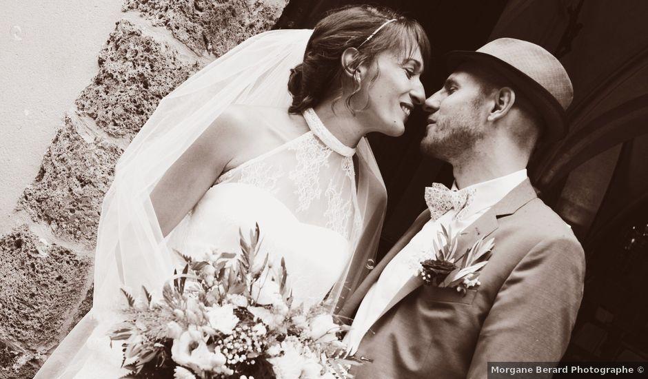 Le mariage de Olivier et Gaëlle à Vaugrigneuse, Essonne