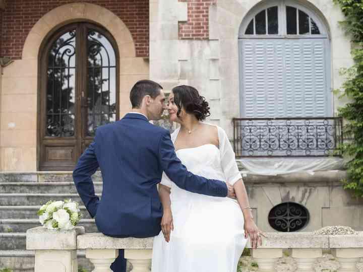 Le mariage de Isabelle et Brice