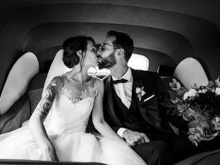 Le mariage de Eva et Sebastien