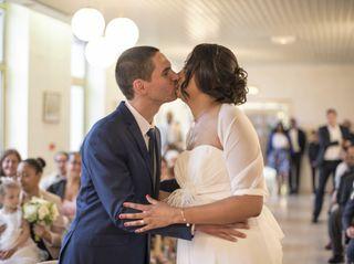 Le mariage de Isabelle et Brice 1