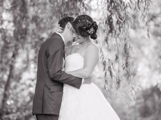 Le mariage de Nikita et Benjamin