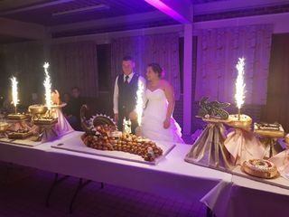 Le mariage de Emeline et Mathieu