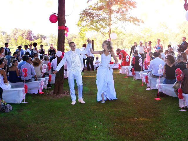 Le mariage de Cédric et Amandine à Romans-sur-Isère, Drôme 6