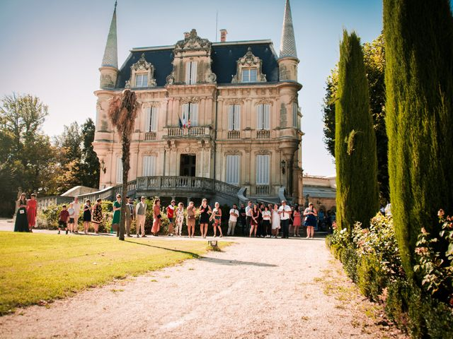 Le mariage de Jonathan et Lily à Courthézon, Vaucluse 2