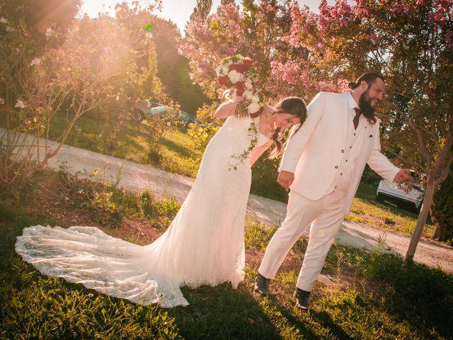 Le mariage de Jonathan et Lily à Courthézon, Vaucluse 7