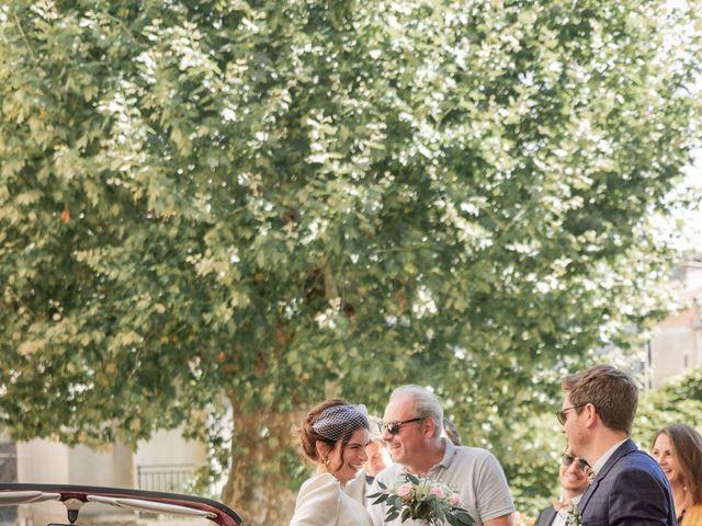 Le mariage de Mathieu et Marine à Pamiers, Ariège 4