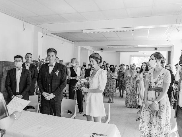 Le mariage de Mathieu et Marine à Pamiers, Ariège 1