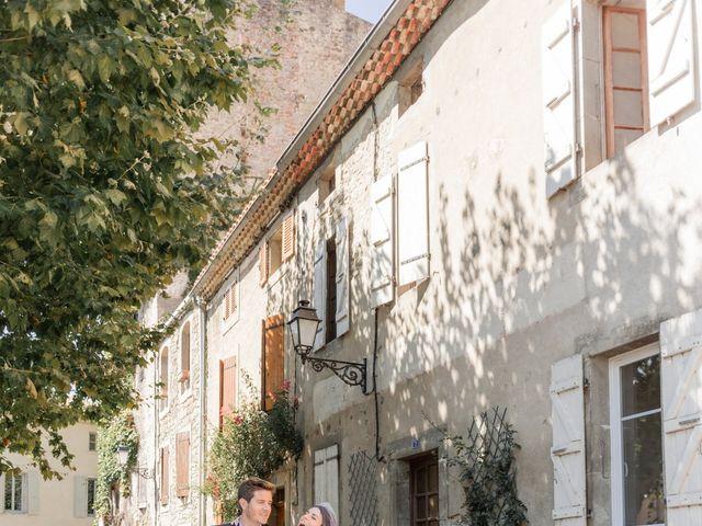 Le mariage de Mathieu et Marine à Pamiers, Ariège 9