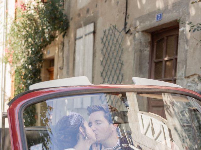 Le mariage de Mathieu et Marine à Pamiers, Ariège 11