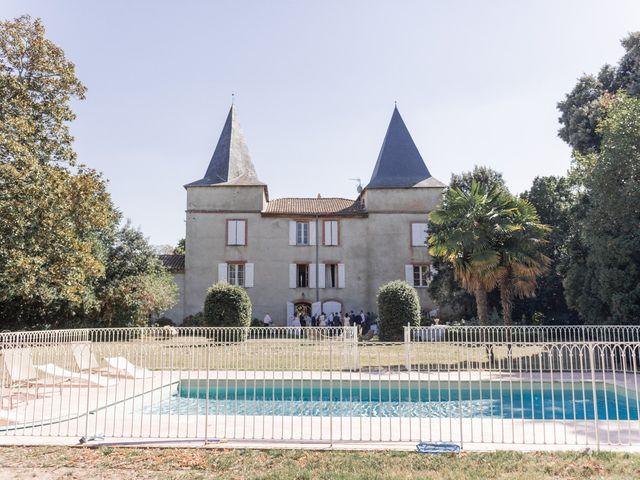 Le mariage de Mathieu et Marine à Pamiers, Ariège 12