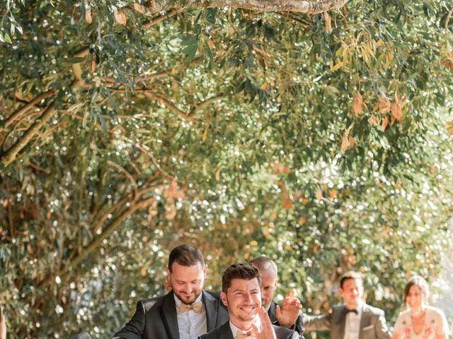 Le mariage de Mathieu et Marine à Pamiers, Ariège 21