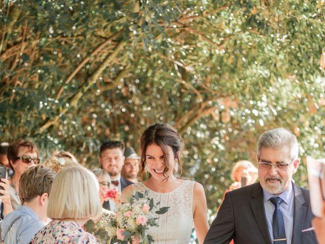 Le mariage de Mathieu et Marine à Pamiers, Ariège 24