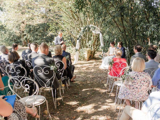 Le mariage de Mathieu et Marine à Pamiers, Ariège 27