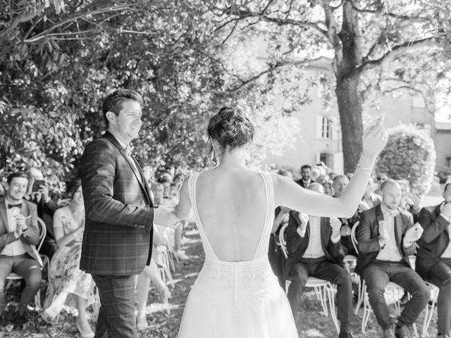 Le mariage de Mathieu et Marine à Pamiers, Ariège 35