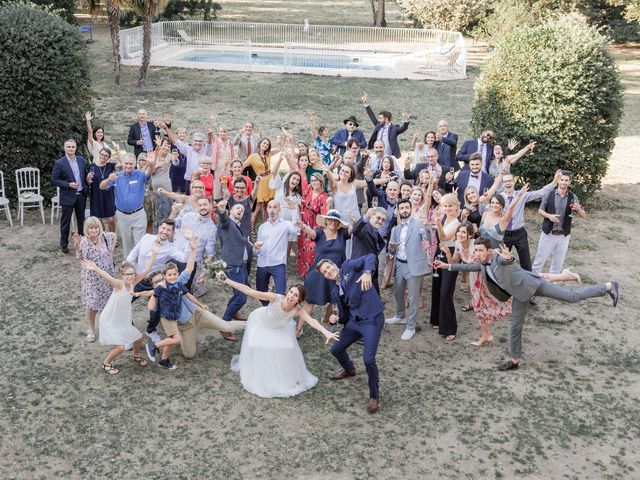 Le mariage de Mathieu et Marine à Pamiers, Ariège 40