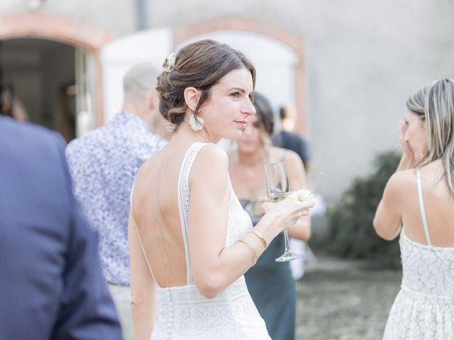 Le mariage de Mathieu et Marine à Pamiers, Ariège 41