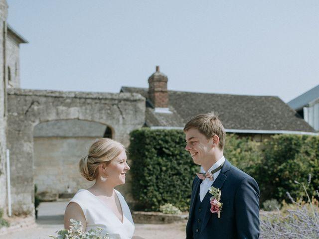 Le mariage de Stanislas et Marjolaine à Pierrefonds, Oise 9