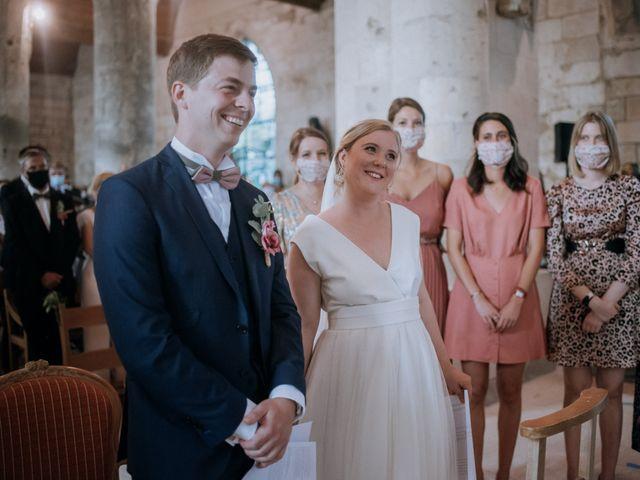 Le mariage de Stanislas et Marjolaine à Pierrefonds, Oise 28