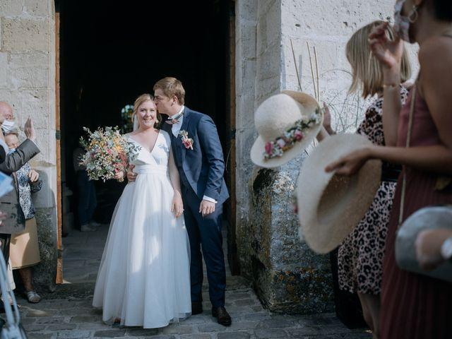 Le mariage de Marjolaine et Stanislas