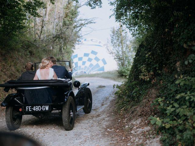 Le mariage de Stanislas et Marjolaine à Pierrefonds, Oise 44