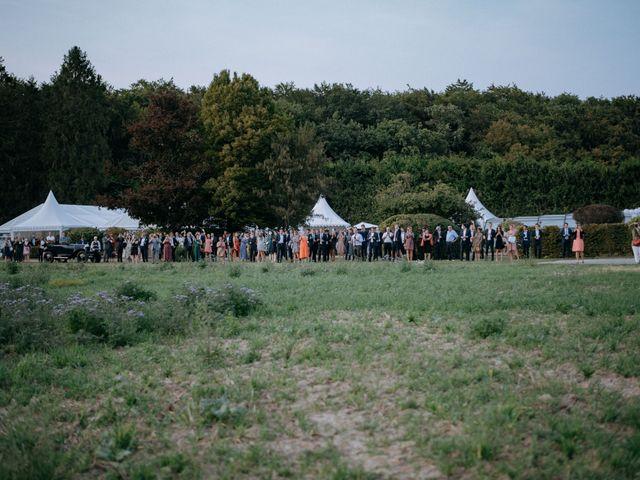 Le mariage de Stanislas et Marjolaine à Pierrefonds, Oise 54