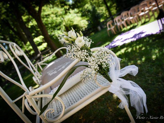 Le mariage de Sylvain et Cécile à Le Teil, Ardèche 1