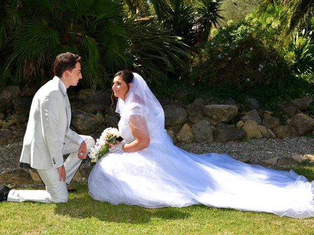 Le mariage de Cédric et Aurélie à Carcassonne, Aude 5