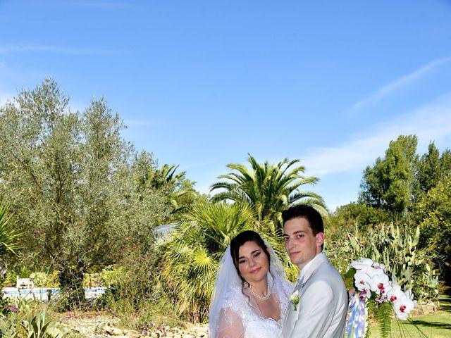 Le mariage de Cédric et Aurélie à Carcassonne, Aude 1