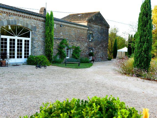 Le mariage de Cédric et Aurélie à Carcassonne, Aude 13