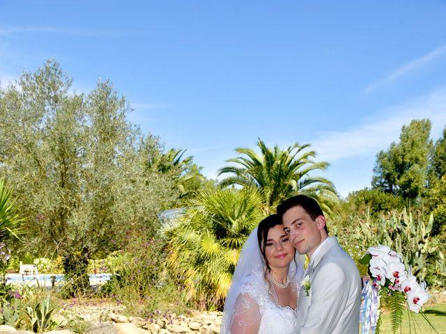 Le mariage de Cédric et Aurélie à Carcassonne, Aude 22