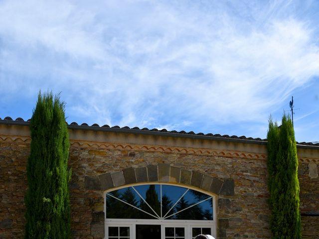 Le mariage de Cédric et Aurélie à Carcassonne, Aude 24