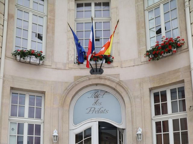 Le mariage de Amaury et Caroline à Nancy, Meurthe-et-Moselle 10