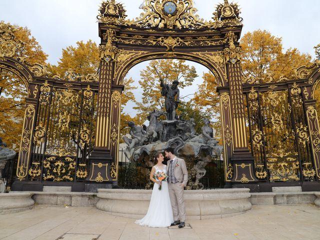 Le mariage de Amaury et Caroline à Nancy, Meurthe-et-Moselle 11