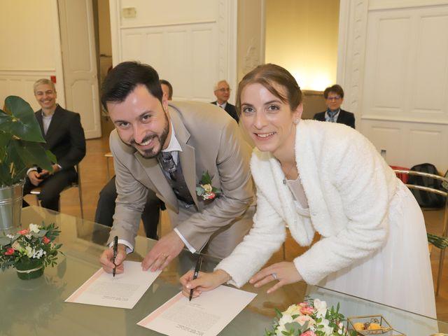 Le mariage de Amaury et Caroline à Nancy, Meurthe-et-Moselle 14