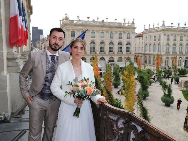Le mariage de Amaury et Caroline à Nancy, Meurthe-et-Moselle 15