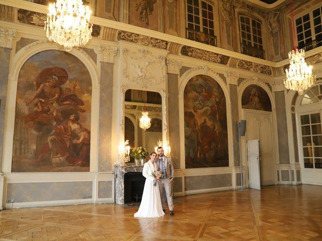 Le mariage de Amaury et Caroline à Nancy, Meurthe-et-Moselle 16