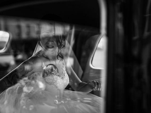 Le mariage de Sebastien et Eva à Saint-Pierre-de-Plesguen, Ille et Vilaine 2