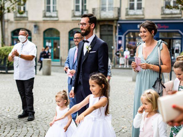 Le mariage de Sebastien et Eva à Saint-Pierre-de-Plesguen, Ille et Vilaine 10