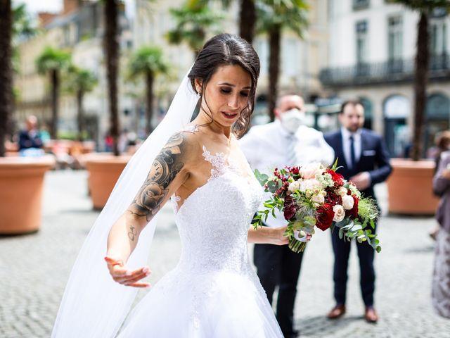 Le mariage de Sebastien et Eva à Saint-Pierre-de-Plesguen, Ille et Vilaine 11