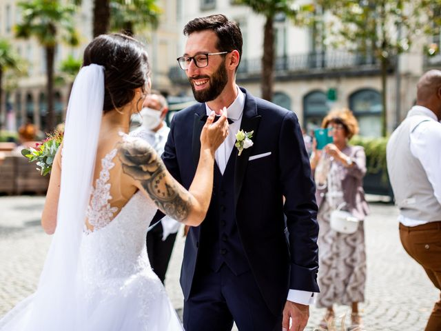 Le mariage de Sebastien et Eva à Saint-Pierre-de-Plesguen, Ille et Vilaine 13